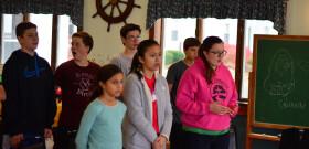 Youth Fall Retreat 2015