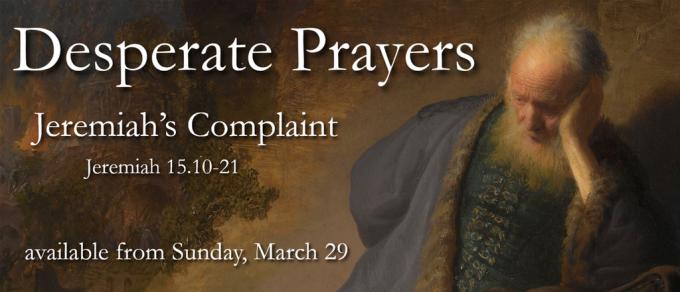 Jeremiah's Complaint