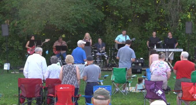 Evening Worship (8-09-2020)