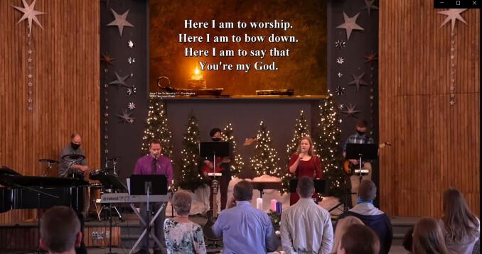 1st Sunday of Advent (Worship)