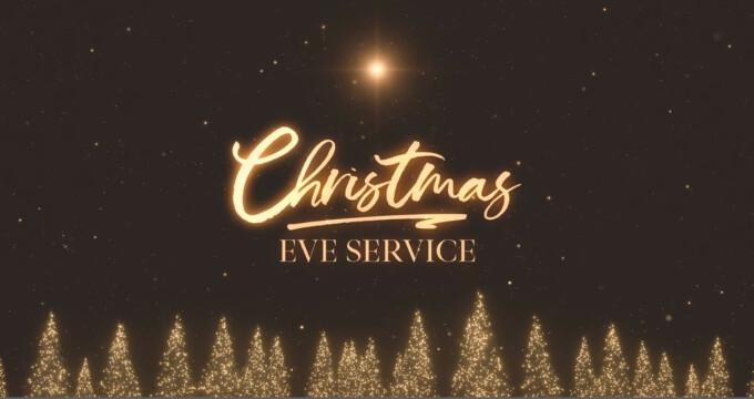 Christmas Eve at PCC-2020