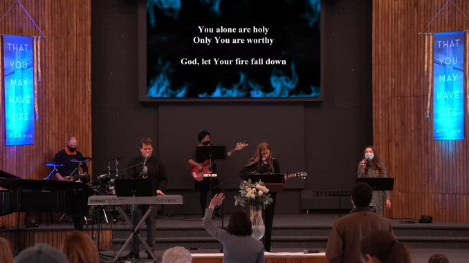 Essential for Life (Worship)