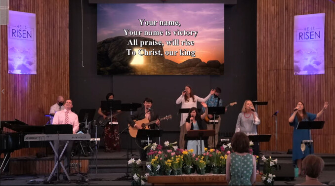 The Hour at the Empty Tomb (Worship)